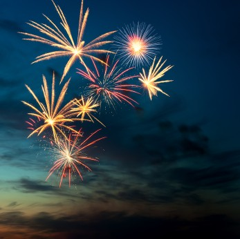 Fireworks and Thunderstorms and your pet
