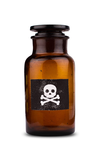 Malicious poisoning of dogs